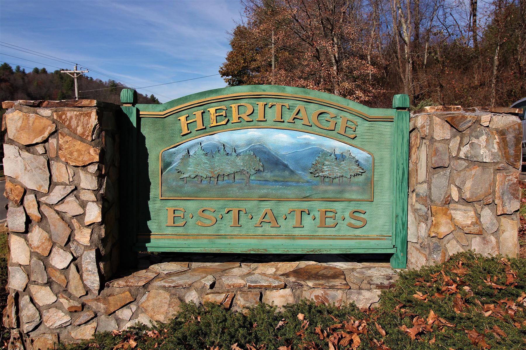 土地,用地 为 销售 在 HERITAGE ESTATES - WEST JEFFERSON Lot 44 Riversound Rd 西杰弗逊, 北卡罗来纳州 28694 美国