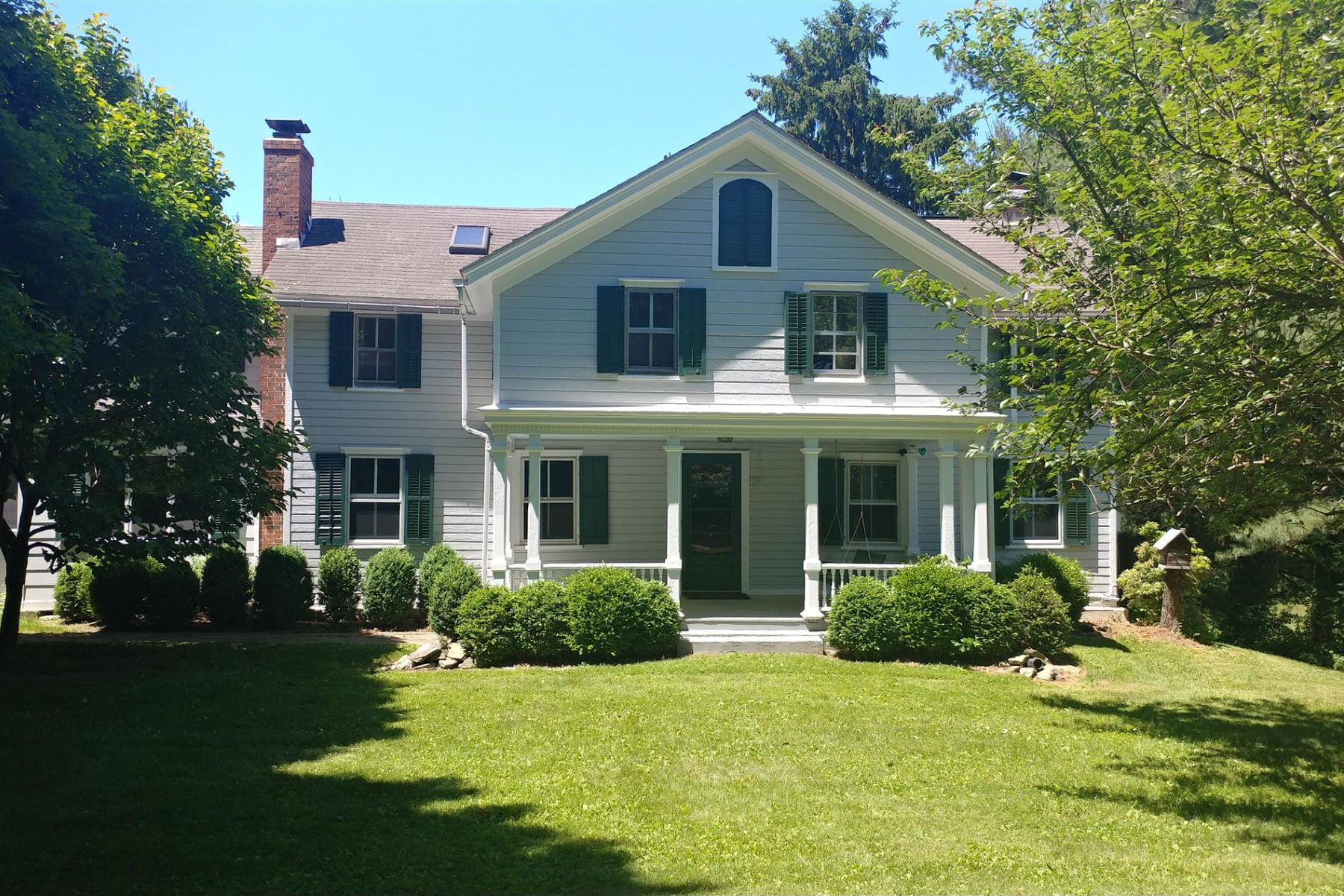 Single Family Homes for Active at Hitchcock Farm 3143 Route 9G Rhinebeck, New York 12572 United States