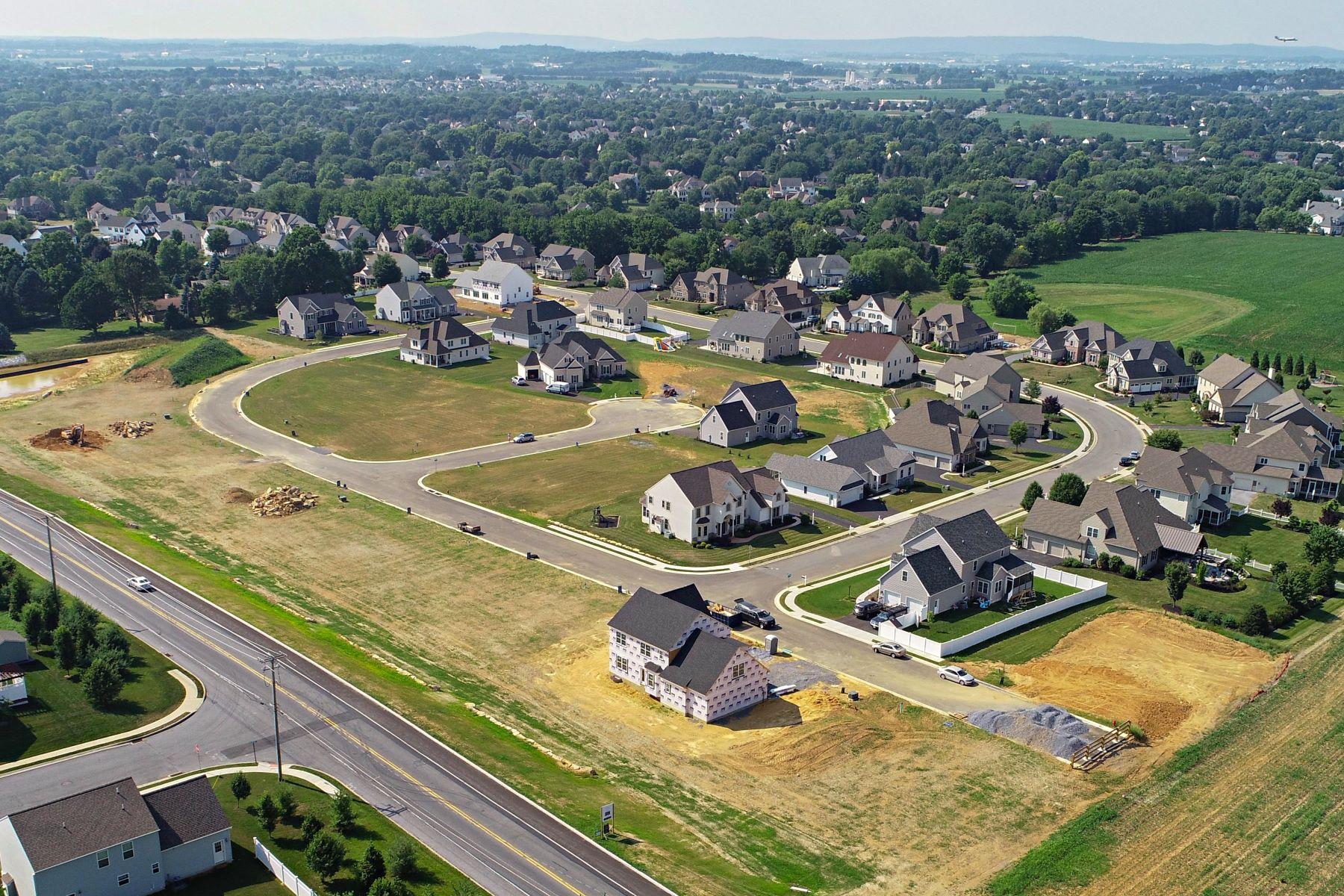 土地,用地 为 销售 在 Lot 23 Amber Drive Lot 23 Amber Drive 立提兹市, 宾夕法尼亚州 17543 美国