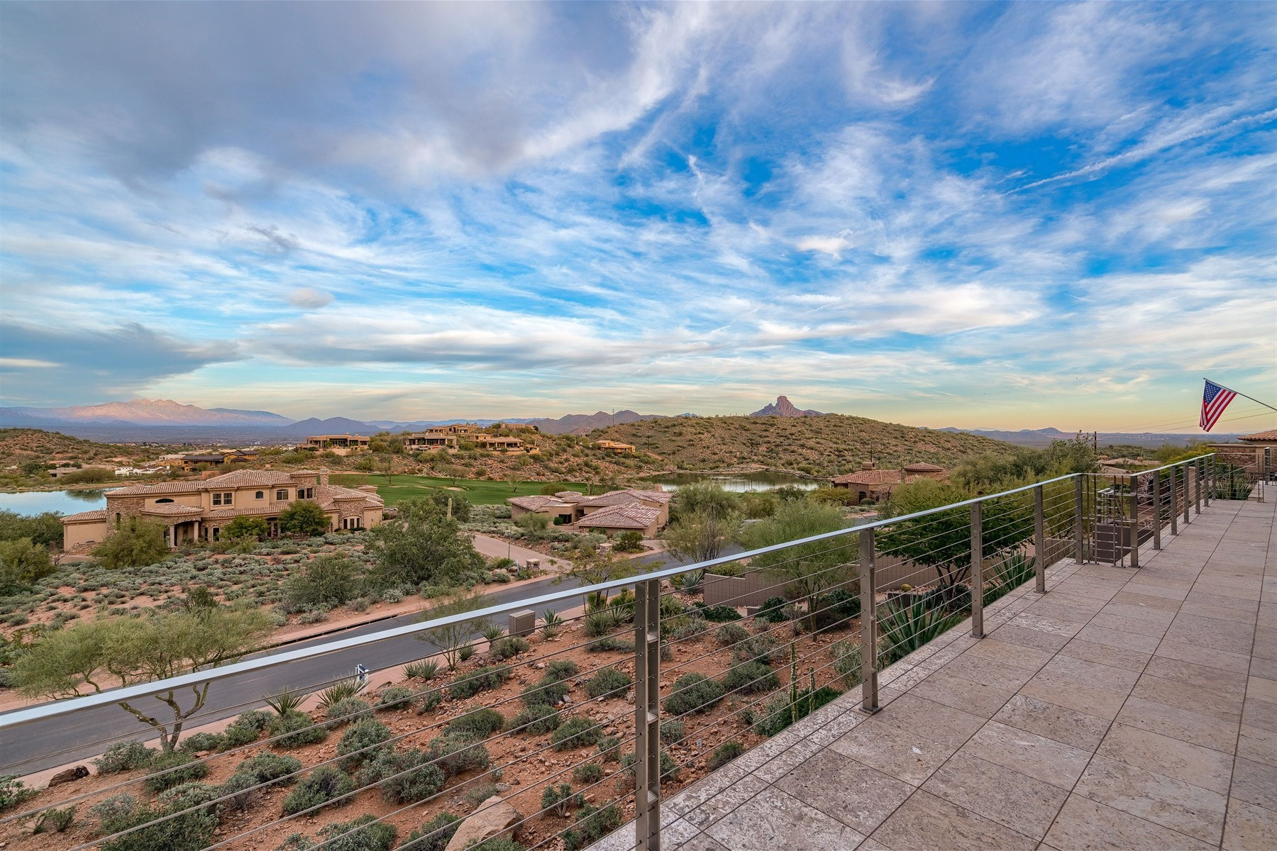 sales property at Contemporary Masterpiece with Forever Views in FireRock