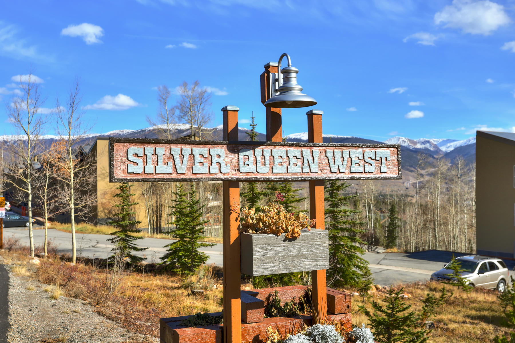 Condominium for Active at Silver Queen West 7137 Ryan Gulch Road Unit 307 Silverthorne, Colorado 80498 United States