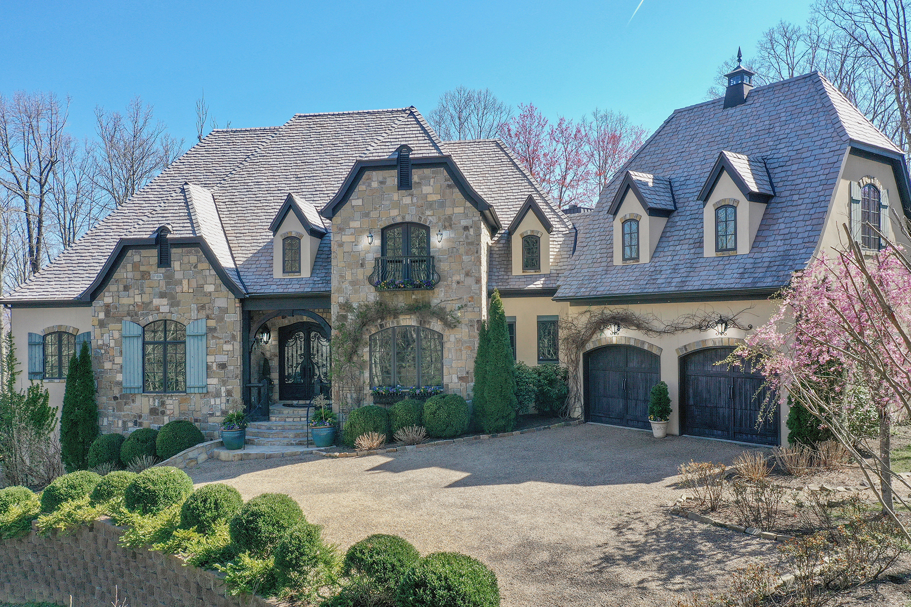 Single Family Home for Active at MONARCH ESTATES 134 Sovereign Lane Fairview, North Carolina 28730 United States