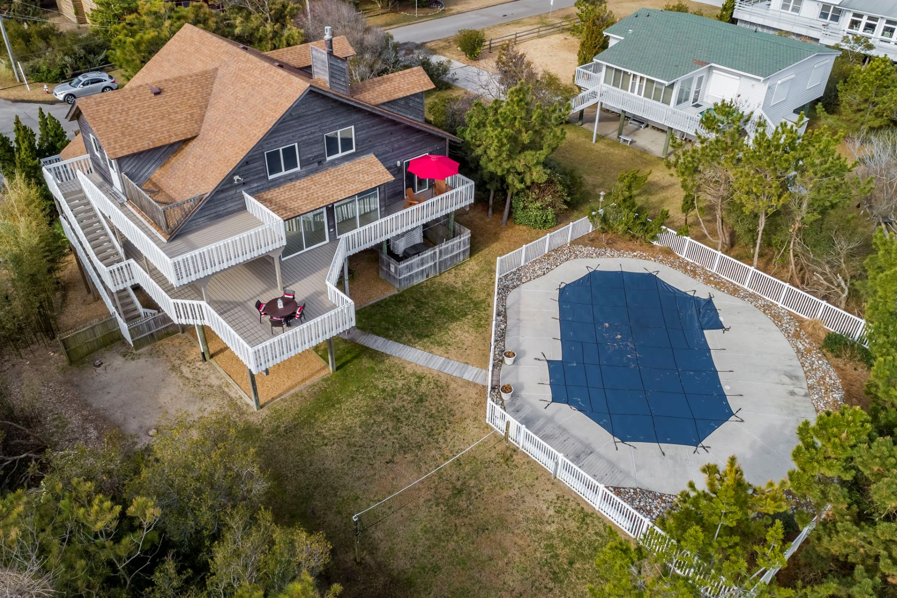 Single Family Home for Sale at Merrytime - Sandbridge Beach 2320 Sandpiper Road Virginia Beach, Virginia 23456 United States