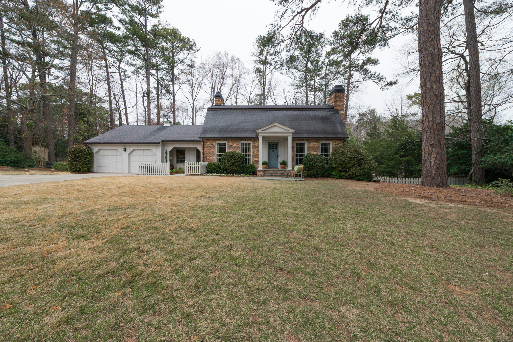 Single Family Home for Sale at Updated Cottage That Exudes Warmth And Charm 4220 Exeter Close NW Buckhead, Atlanta, Georgia, 30327 United States