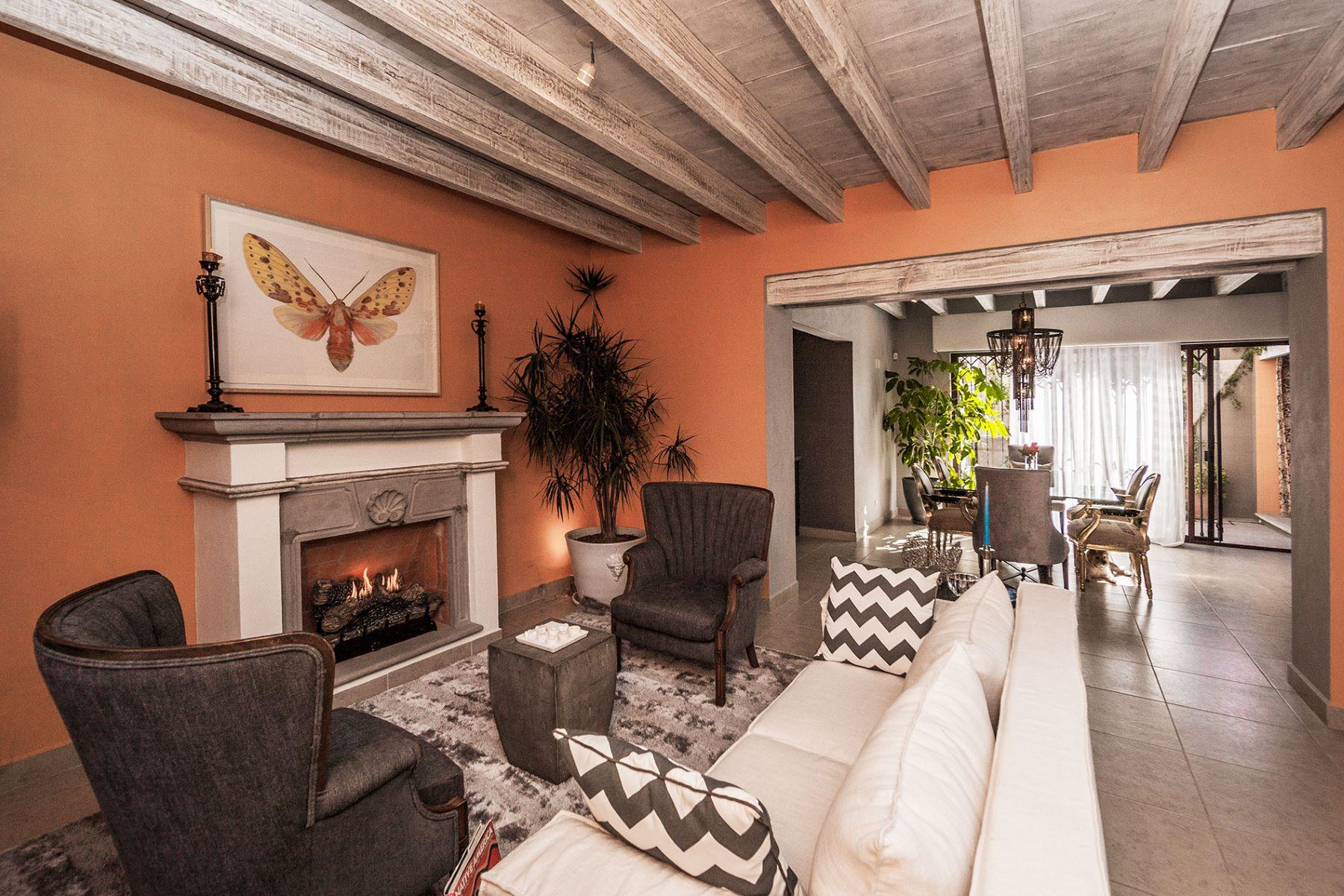 Single Family Home for Sale at Tormentosa Tormentosa 14 Paseo Real San Miguel De Allende, Guanajuato 37700 Mexico