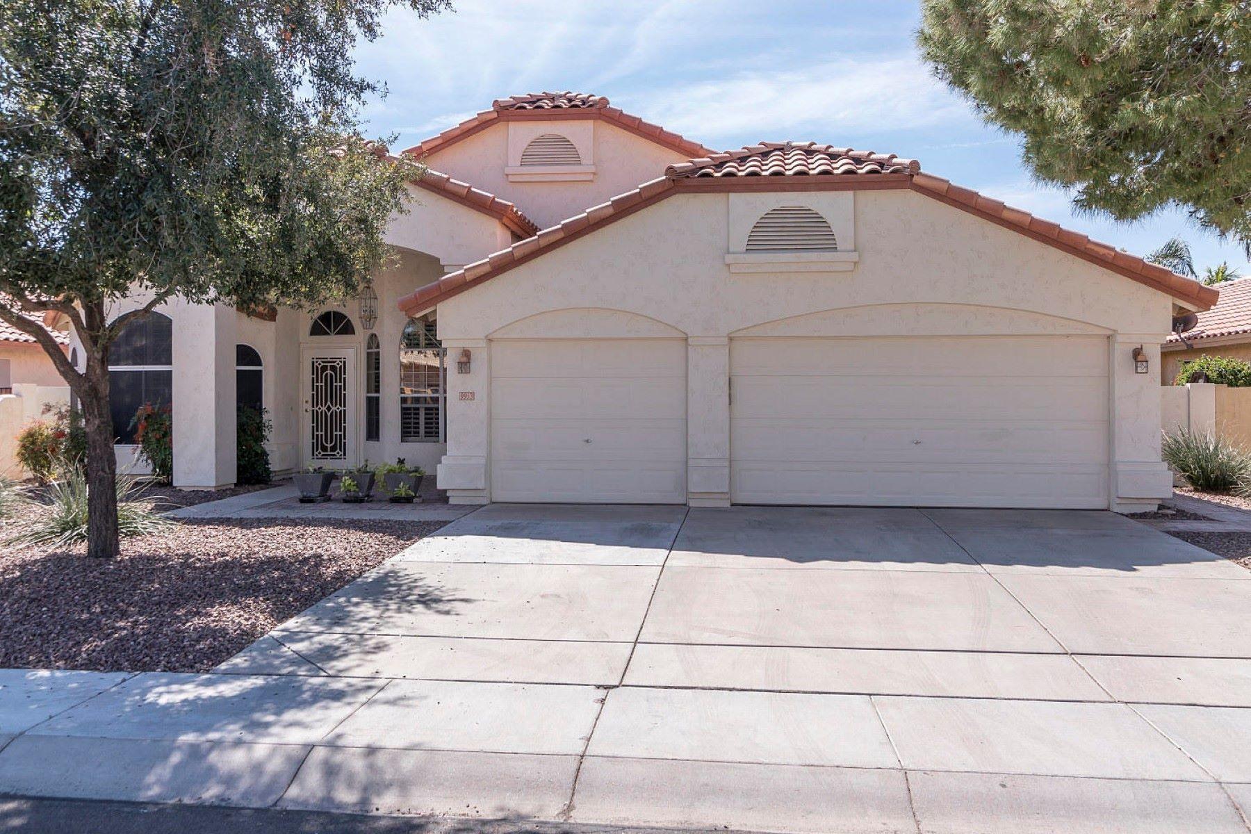 Maison unifamiliale pour l à vendre à Gorgeous Quality Home in Parkridge 9953 W Tonopah Dr, Peoria, Arizona, 85382 États-Unis
