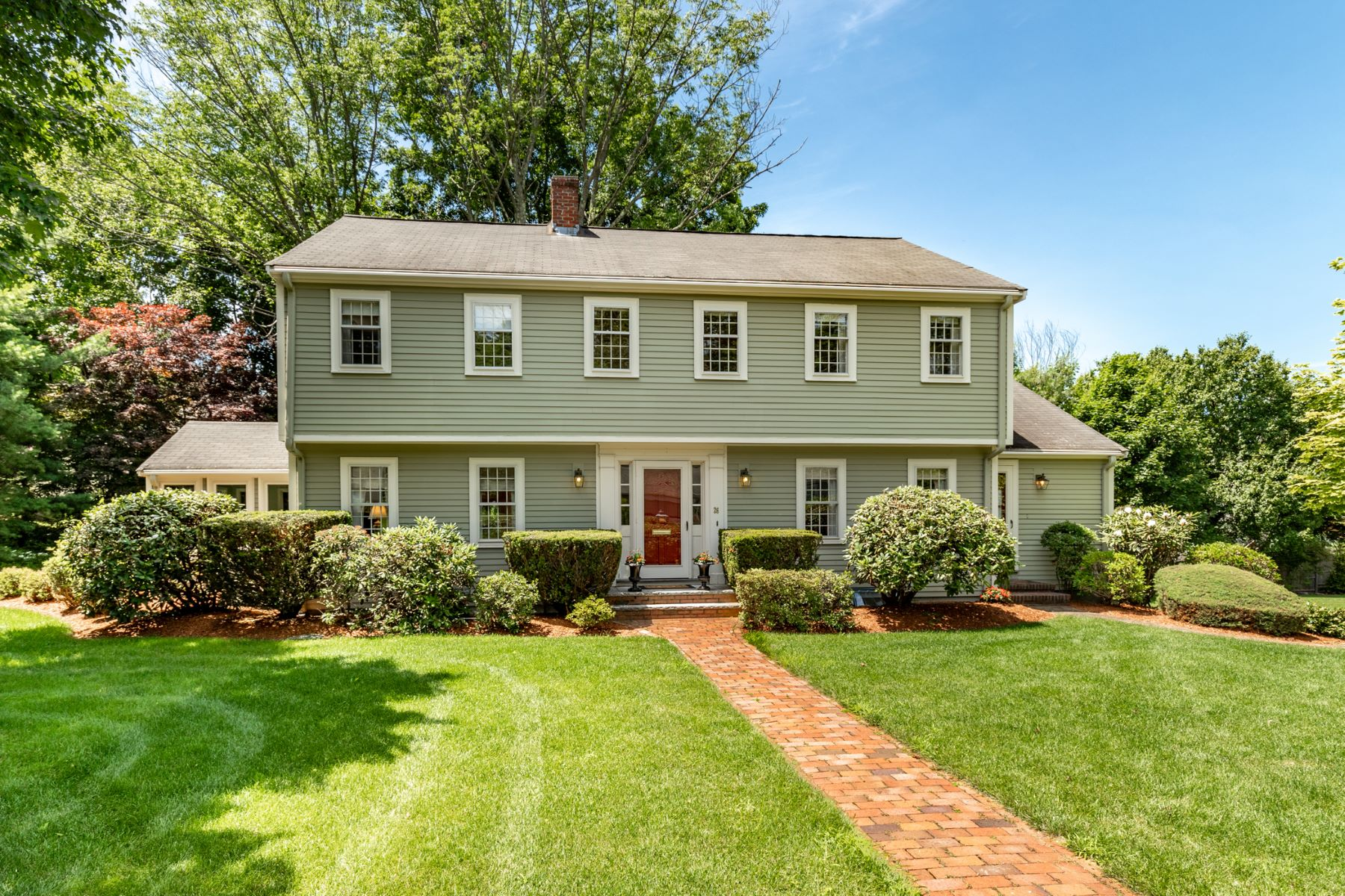 Single Family Homes for Sale at 26 Nickerson Road, Lexington 26 Nickerson Rd Lexington, Massachusetts 02421 United States