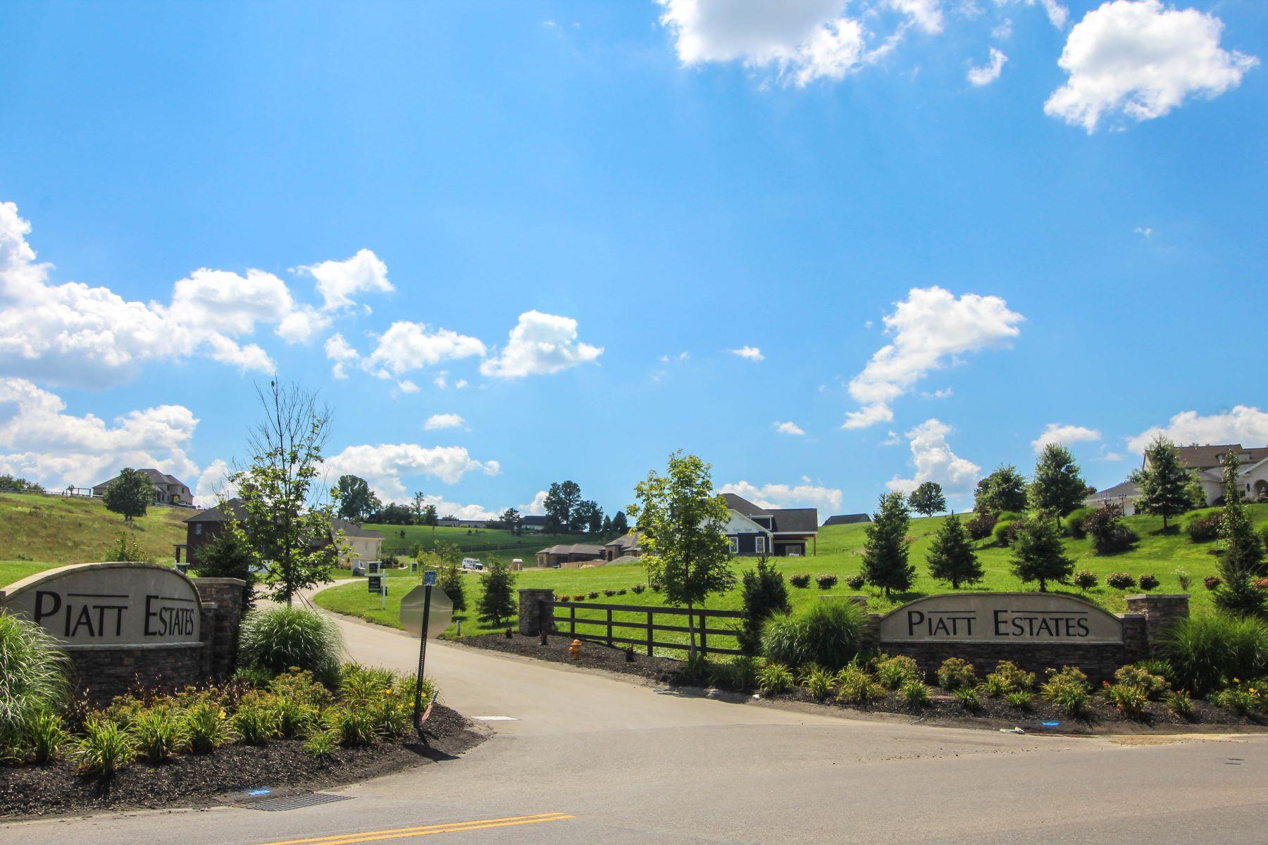 Additional photo for property listing at Piatt Estates Home Site - Lot 102R 102 Piatt Estates Drive Lot 102R Washington, Pennsylvania 15301 United States