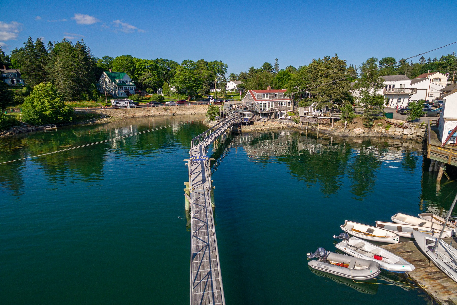 Single Family Homes for Active at Pier One 164 Clark Point Road Southwest Harbor, Maine 04679 United States