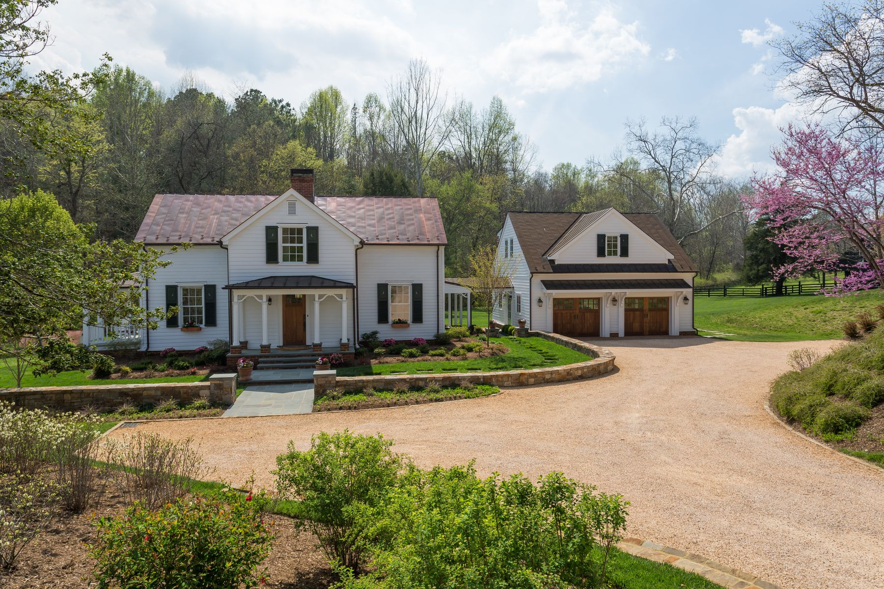 Single Family Home for Sale at 684 Ivy Depot Rd Charlottesville, Virginia 22903 United States