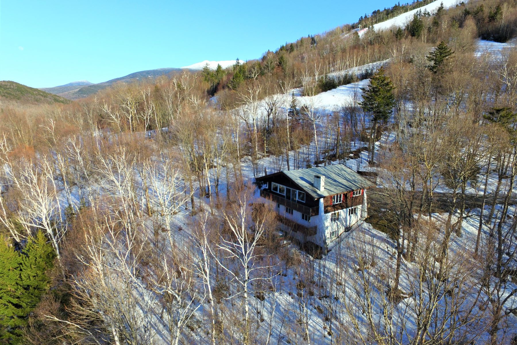 Single Family Homes 为 销售 在 Slopeside at Mittersill on Cannon Mountain 195 Alpen Hill Road 法兰克尼亚, 新罕布什尔州 03580 美国
