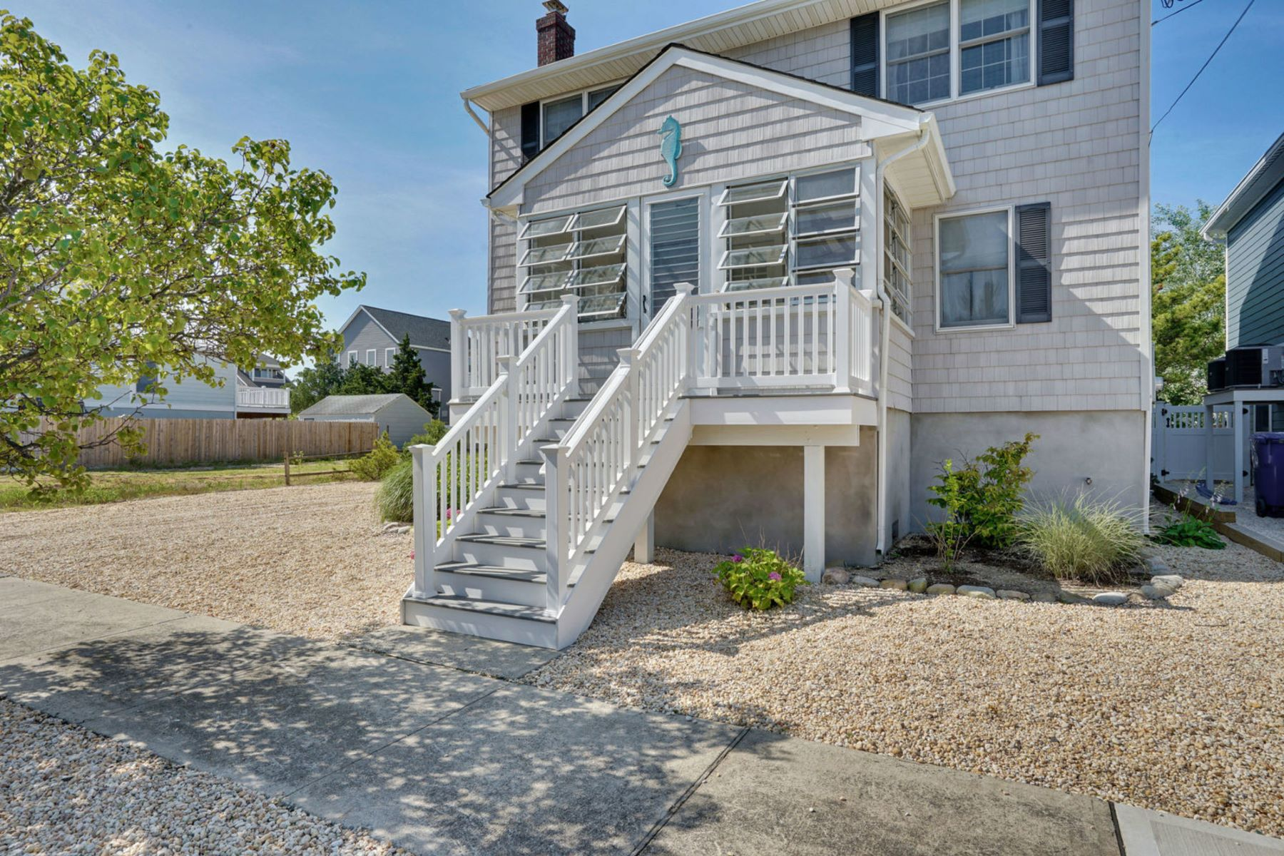 Single Family Homes for Sale at Recently Elevated Located on Oversized Lot 314 6th Avenue Normandy Beach, New Jersey 08739 United States