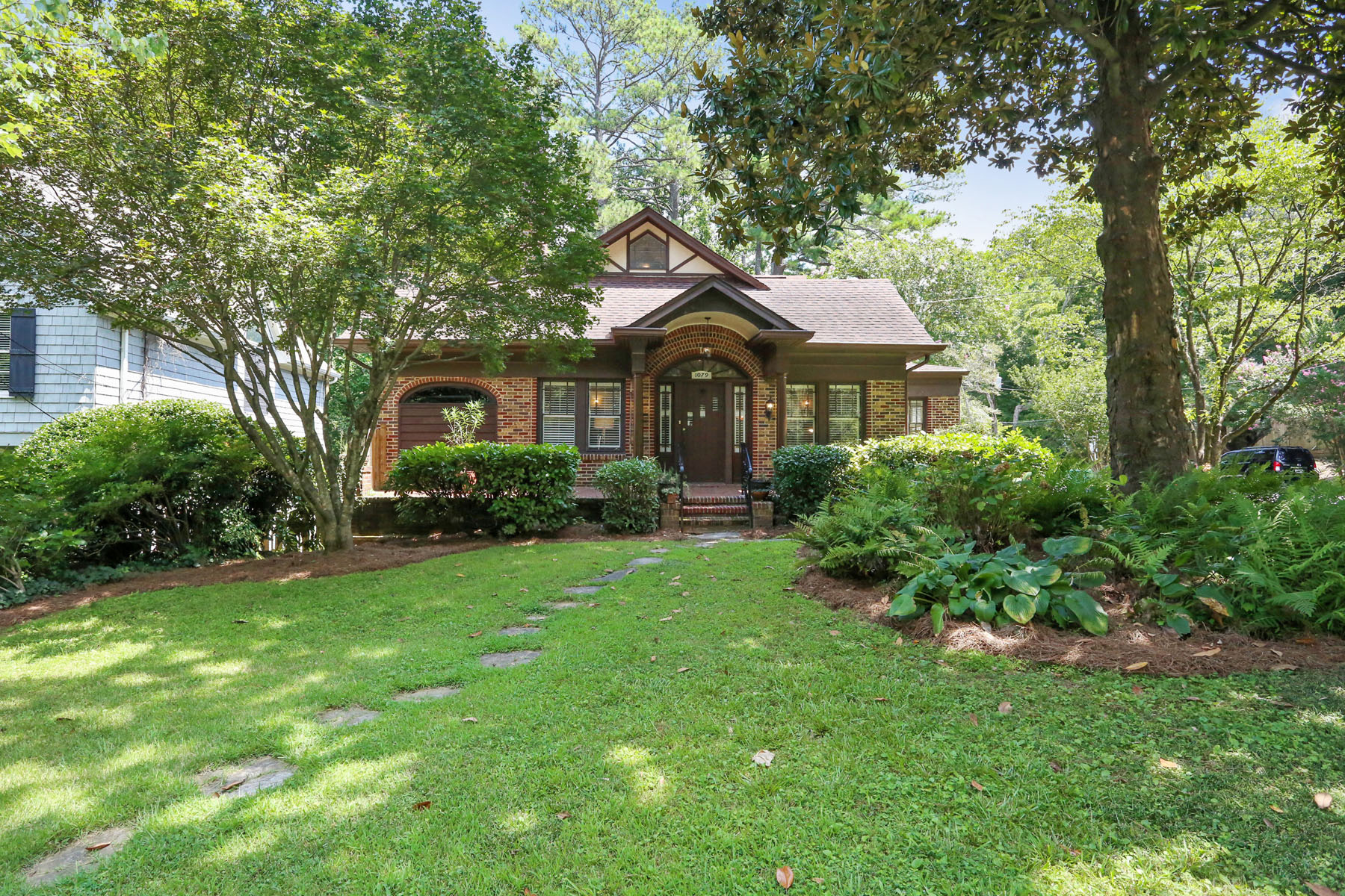 Single Family Home for Sale at Druid Hills Renovated Gem 1079 Clifton Rd NE, Druid Hills, Atlanta, Georgia, 30307 United States