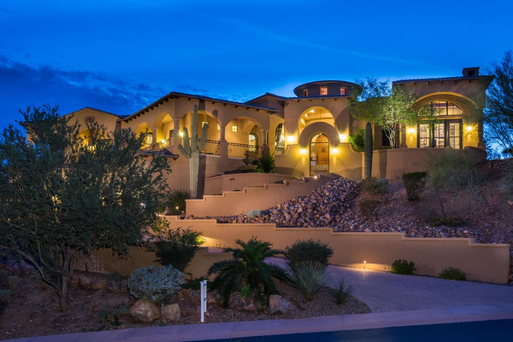 Single Family Homes for Sale at 15615 E Firerock Country Club Dr Fountain Hills, Arizona 85268 United States