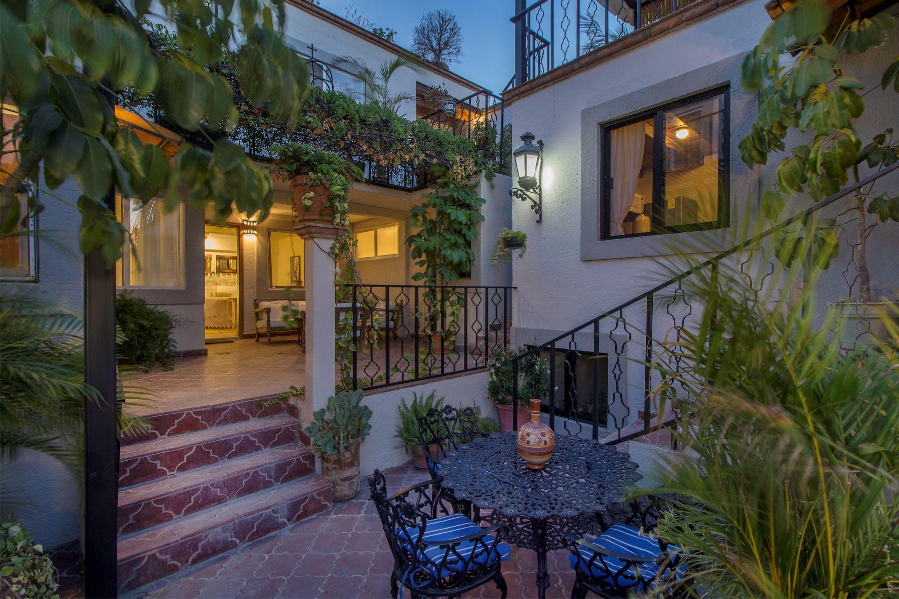 Other Residential for Sale at Casitas Aparicio Centro, San Miguel De Allende, Guanajuato Mexico