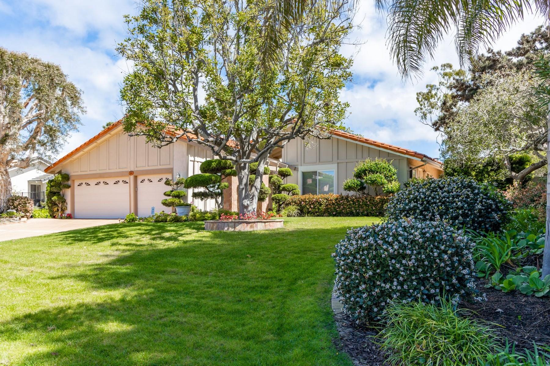 Single Family Homes para Venda às Solana Beach, Califórnia 92075 Estados Unidos