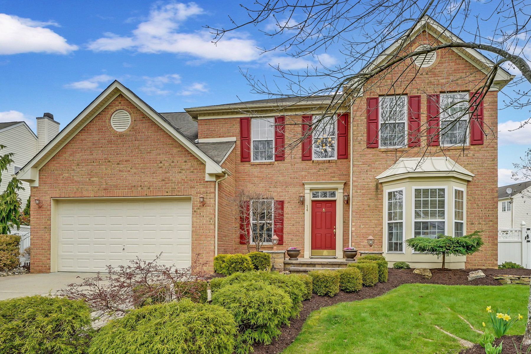 Single Family Home for Sale at Luxurious Living in Howell 14 Firestone Dr, Howell, New Jersey 07731 United States