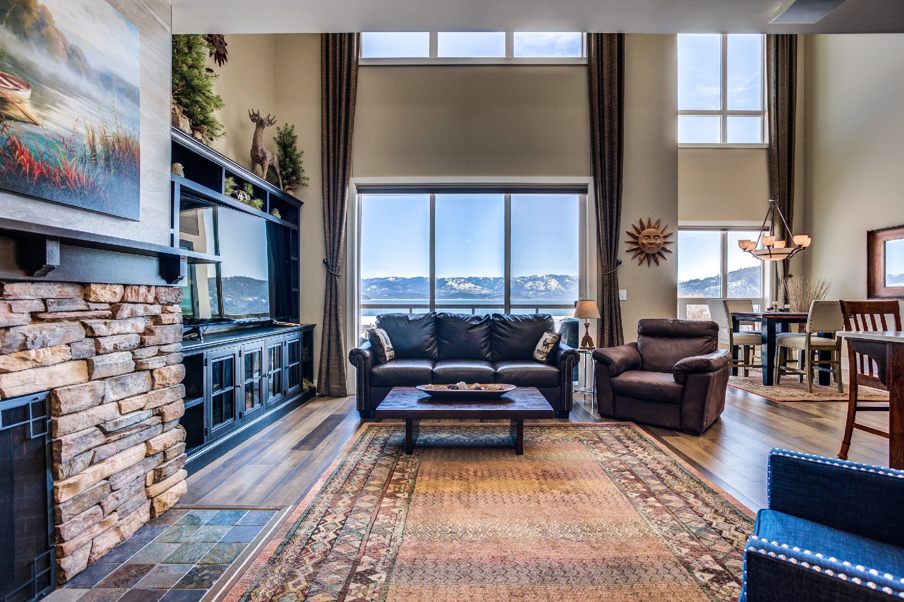 Single Family Homes for Active at Penthouse Seasons at Sandpoint 402 Sandpoint Ave #322 Sandpoint, Idaho 83864 United States