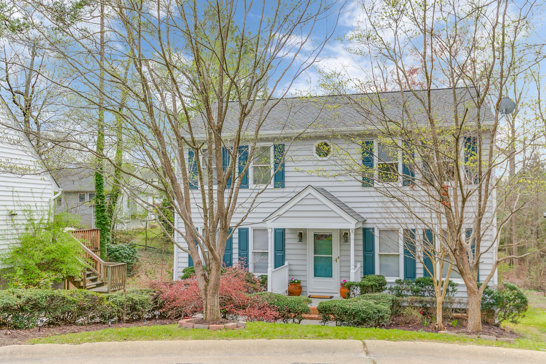 Single Family Home for Sale at 6169 Stockade Drive, Mechanicsville 6169 Stockade Dr Mechanicsville, Virginia 23111 United States