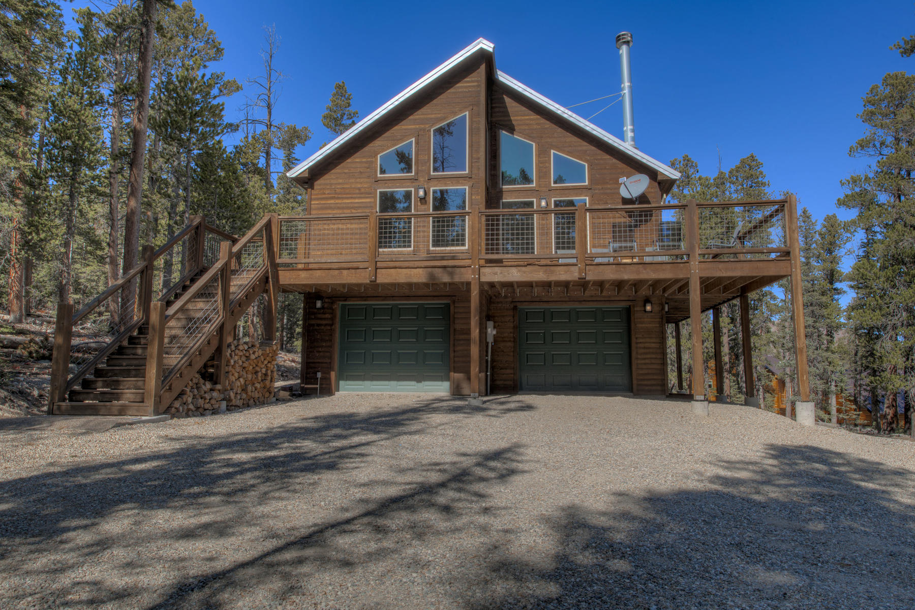 Single Family Homes for Active at Mountain Modern Home 625 Bobcat Lane Fairplay, Colorado 80440 United States