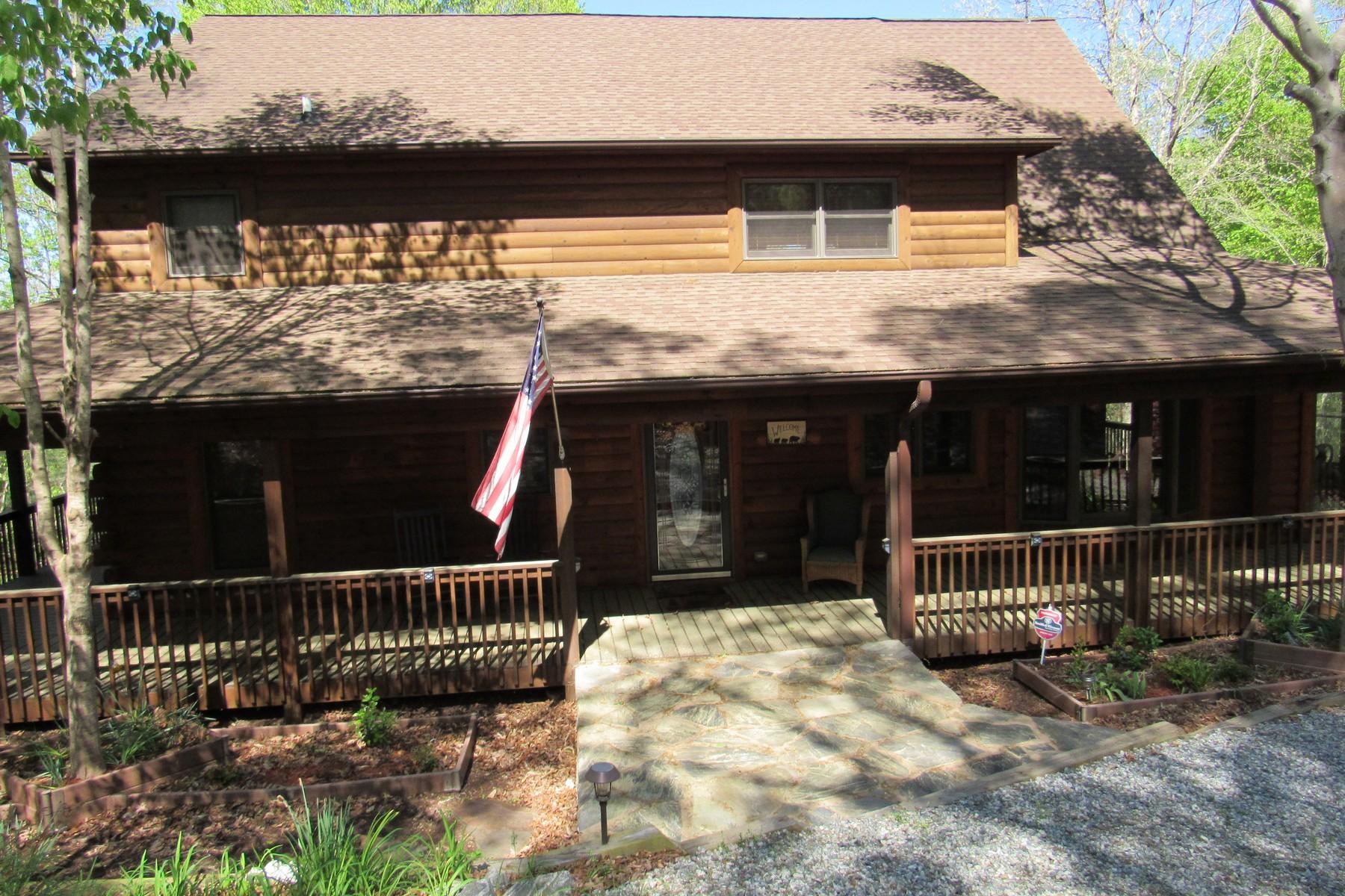Single Family Home for Active at 156 Sassafras Ridge, Rutherfordton, NC 28139-7074 156 Sassafras Ridge Rutherfordton, North Carolina 28139 United States