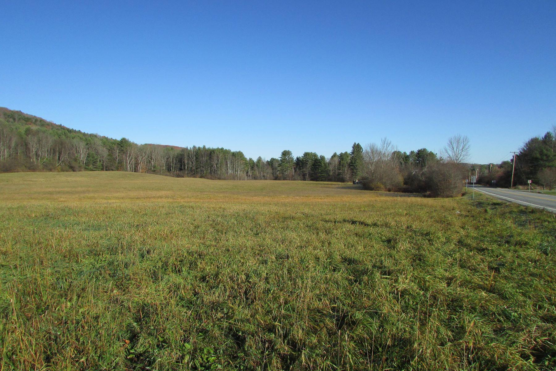 Земля для того Продажа на Highly Visible 34.7 Acres on Road in Norwich 00 Route 5 South, Norwich, Вермонт, 05055 Соединенные Штаты