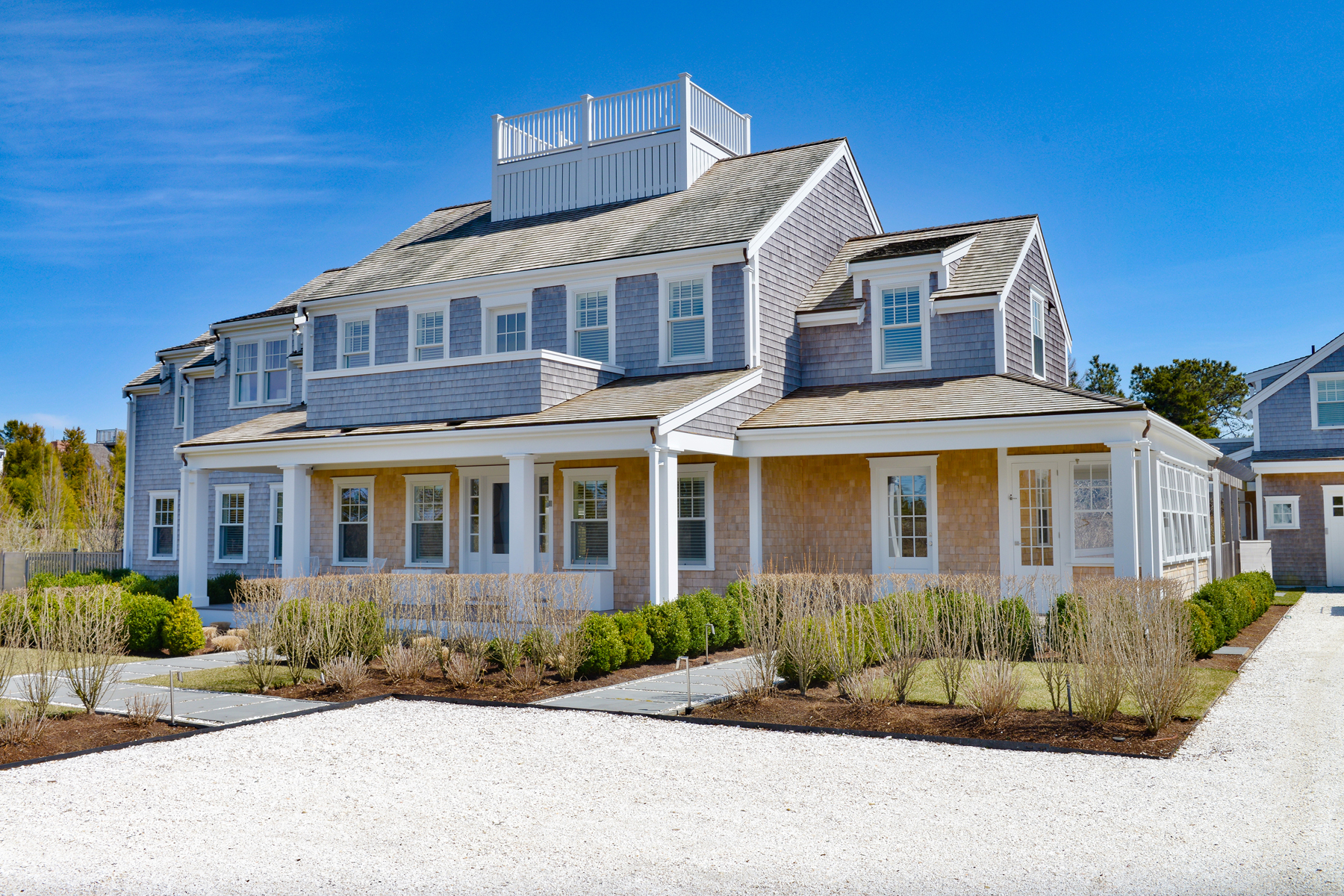 Single Family Home for Active at Modern Architectural Showpiece 11 Monomoy Road Nantucket, Massachusetts 02554 United States