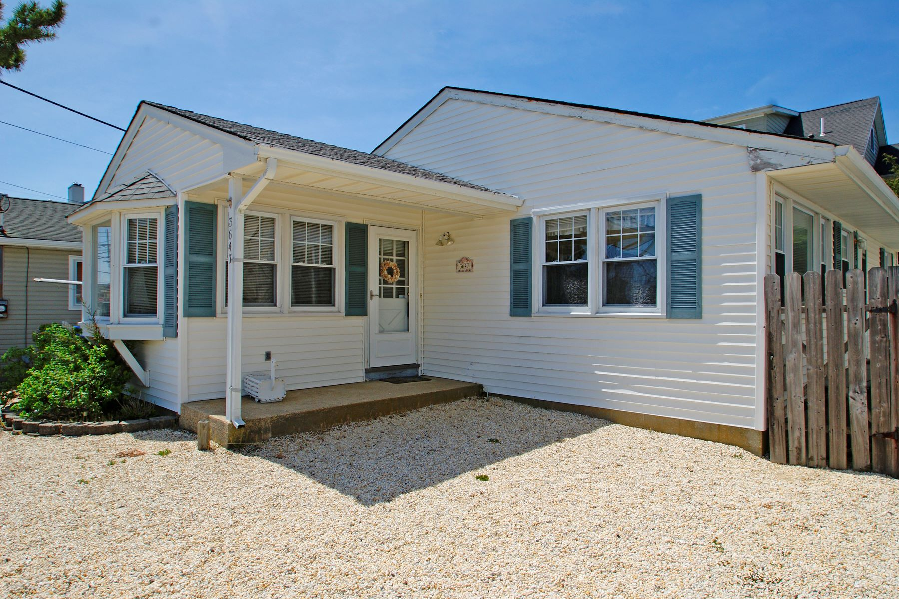 Single Family Home for Sale at Fantastic Shore Getaway One Block To The Beach 3647 Route 35 N, Normandy Beach, New Jersey 08739 United States