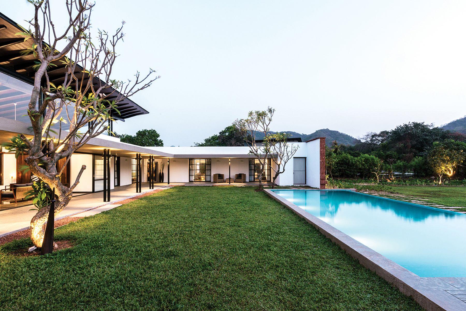 Ferme / Ranch / Plantation pour l à vendre à Alibaug - Luxury Villa Mathroli, Autres Maharashtra, Maharashtra, 402209 Inde