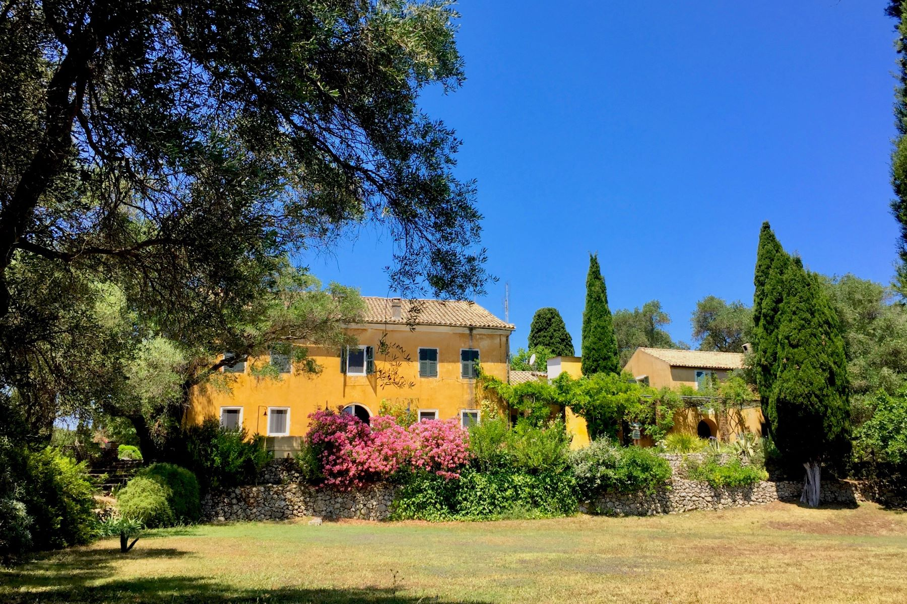 Single Family Home for Sale at Secret Garden Corfu, Ionian Islands Greece