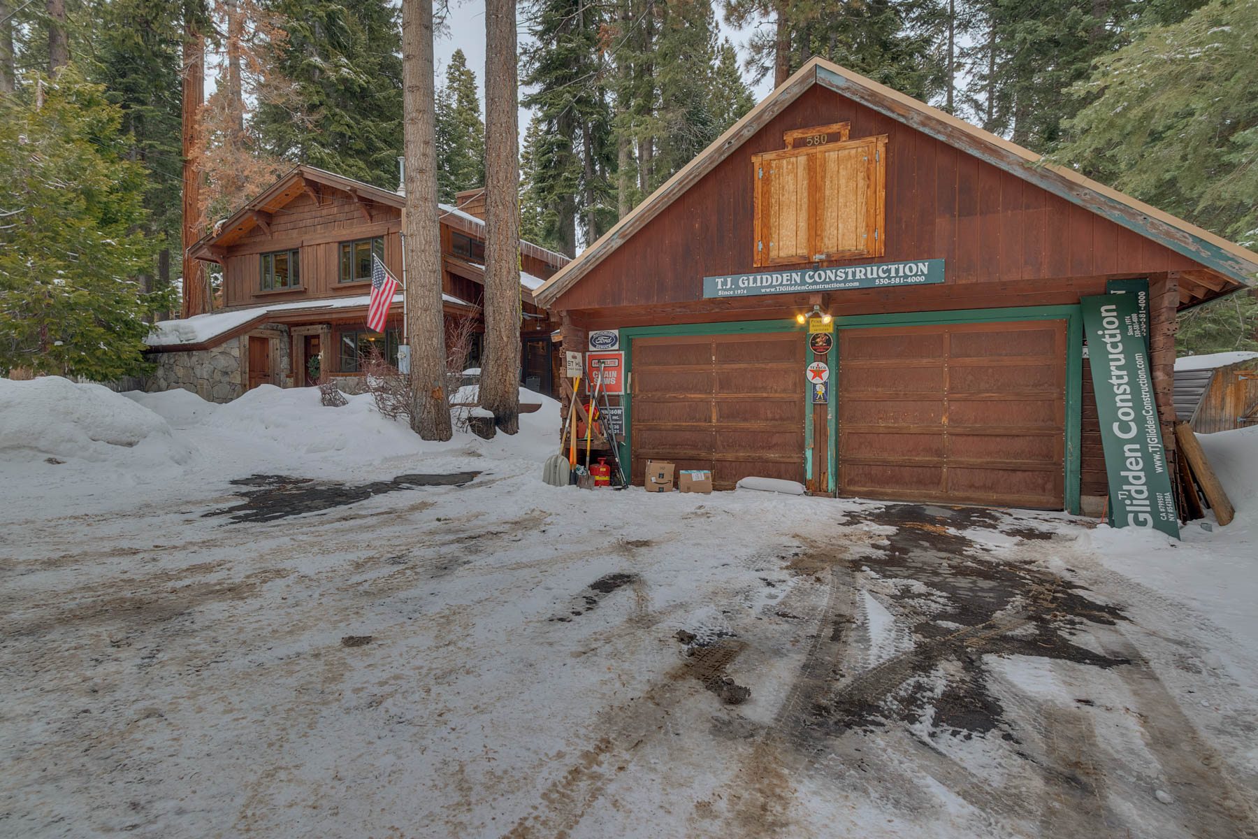 Additional photo for property listing at Tranquility in Timberland 580 Sugar Pine Road Tahoe City, California 96145 United States