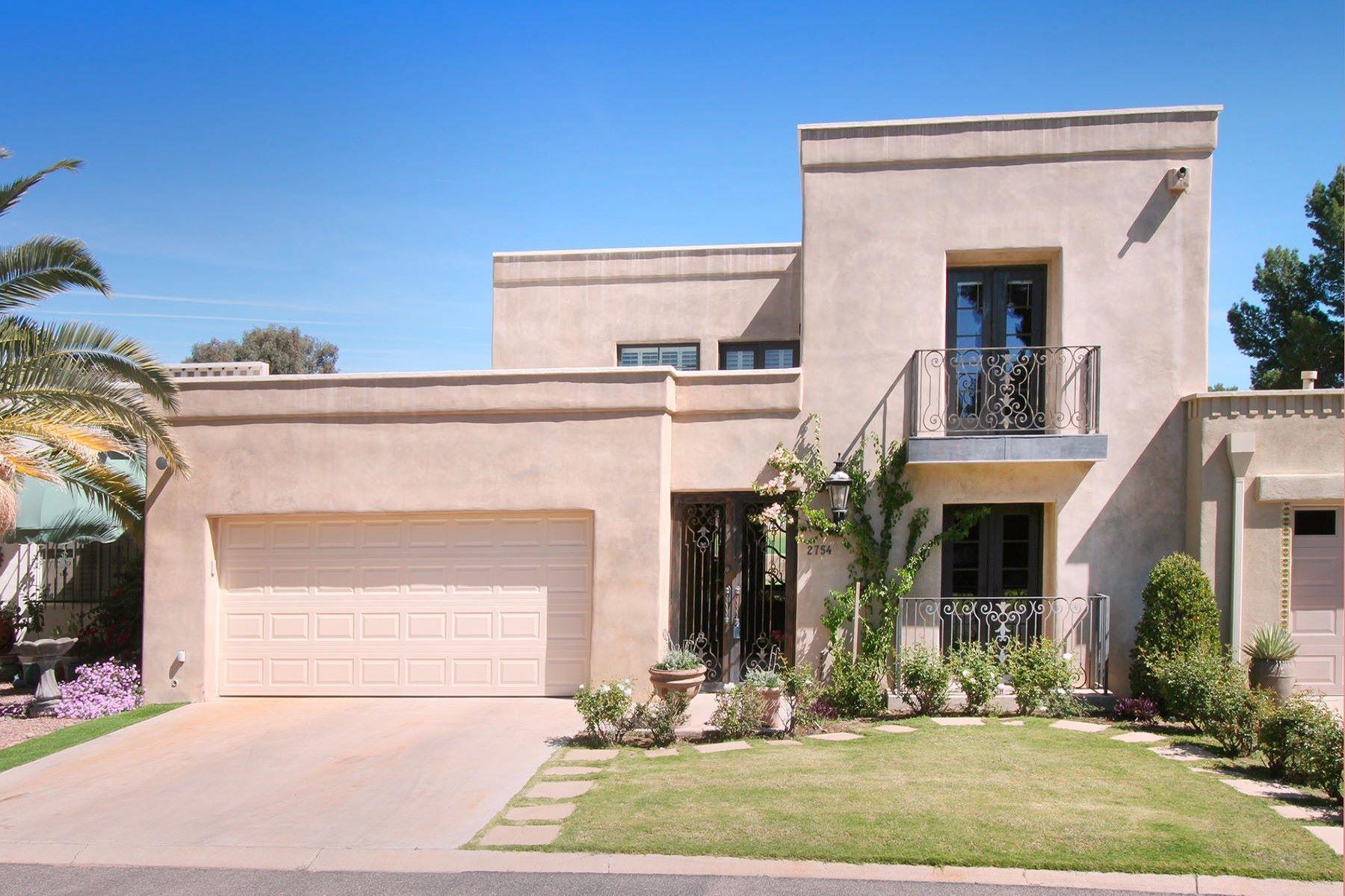 Moradia em banda para Venda às Luxurious Villa in Tucson National 2754 W Magee Road Tucson, Arizona, 85742 Estados Unidos