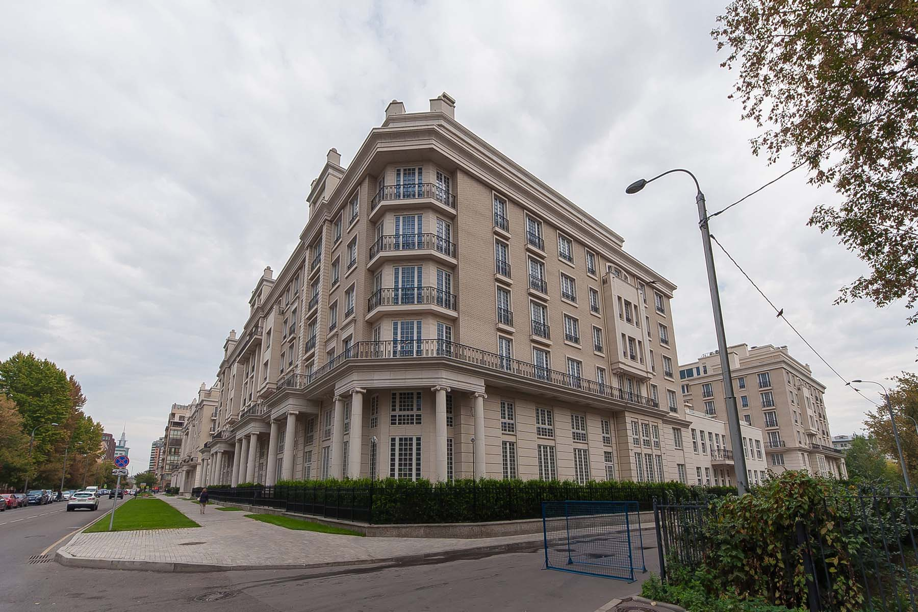 """Apartment for Sale at Townhouse with terrace in the residential complex """"Knightsbridge Private Park"""" Moscow, Moscow Russia"""
