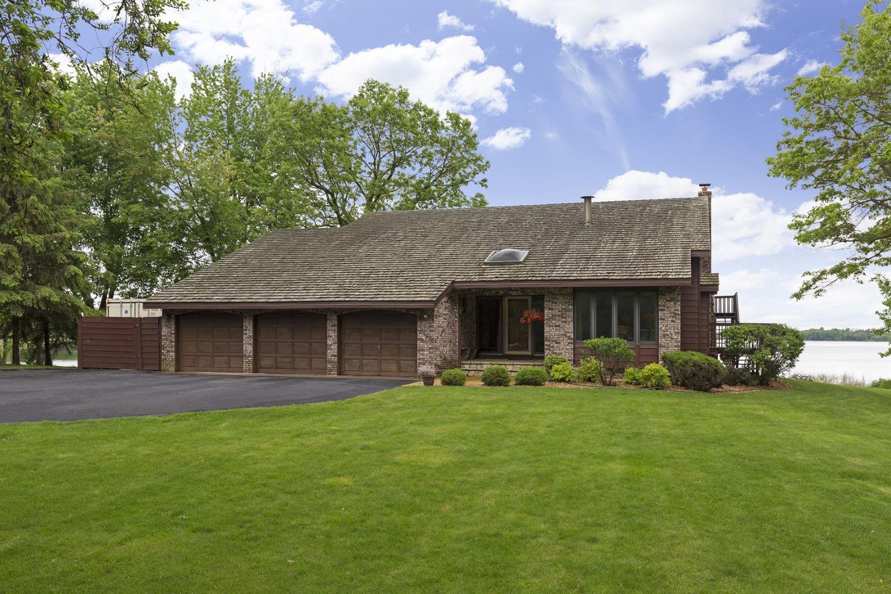 단독 가정 주택 용 매매 에 2016 Otter Lake Drive Lino Lakes, 미네소타, 55110 미국