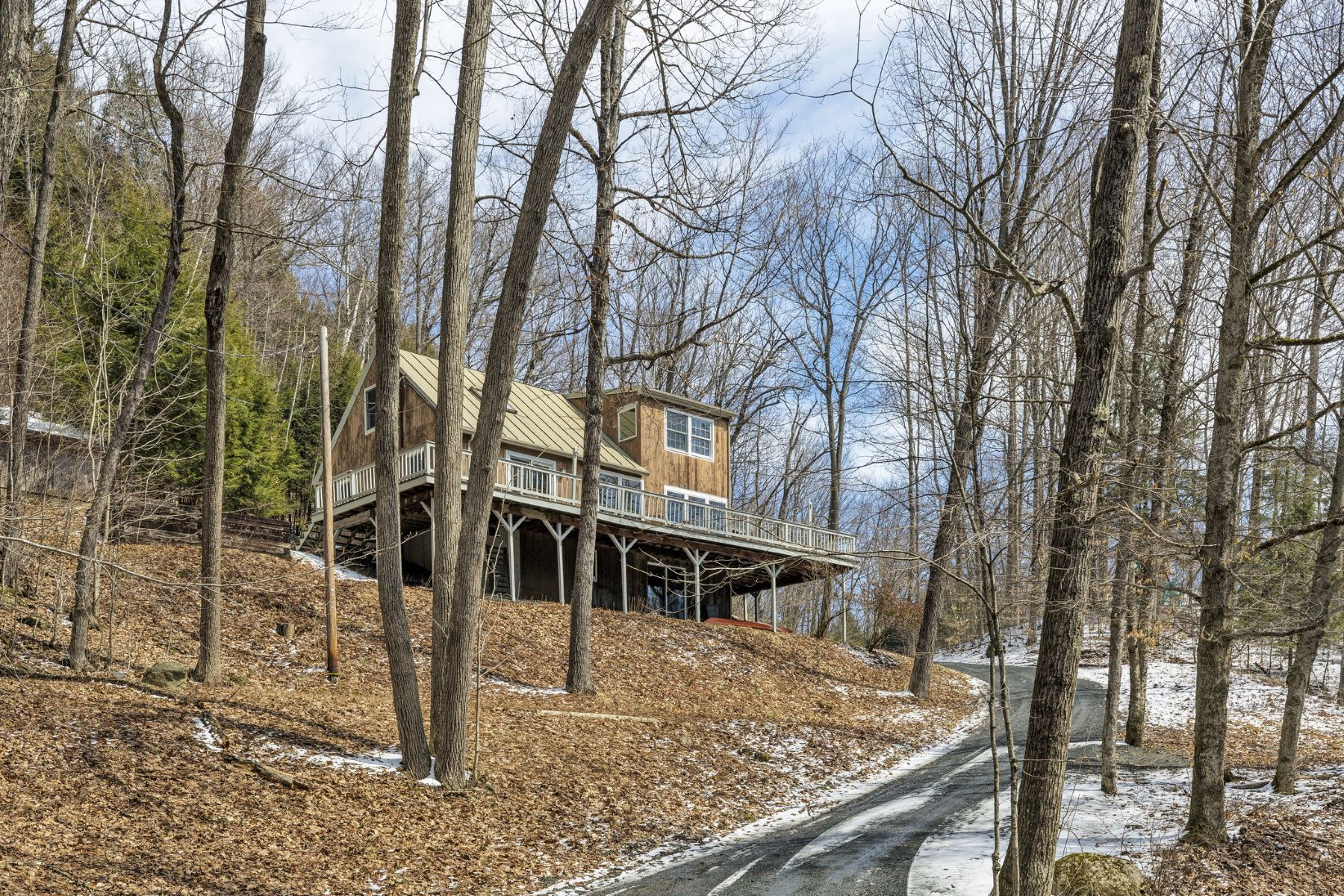Single Family Home for Sale at 59 Pico Road, Lyme 59 Pico Rd Lyme, New Hampshire 03768 United States