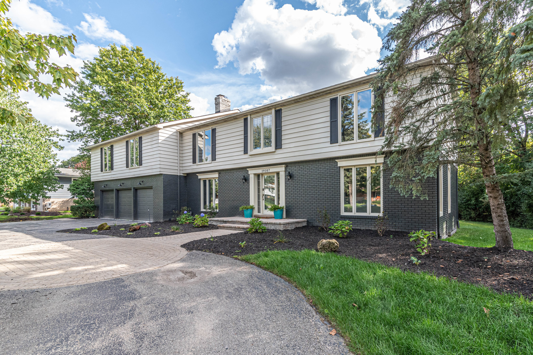 Single Family Homes for Active at Beverly Hills Village 19107 Chelton Drive Franklin, Michigan 48025 United States