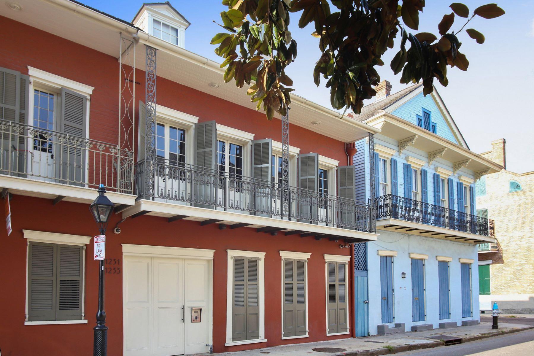 Condominium for Active at 1233 Bourbon Street 1233 Bourbon St New Orleans, Louisiana 70116 United States