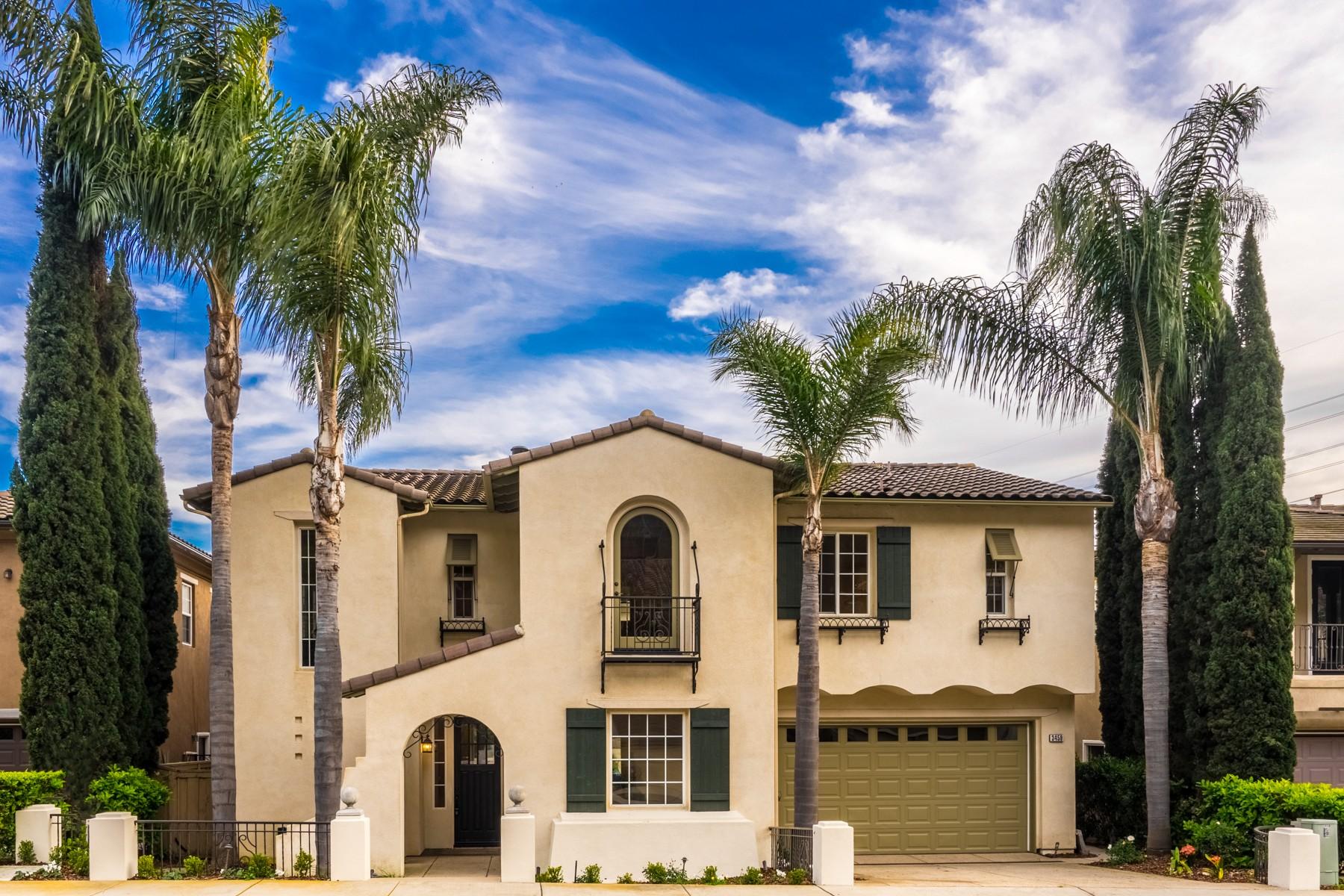 Maison unifamiliale pour l Vente à Santa Fe Downs 3459 Caminito Santa Fe Downs Del Mar, Californie, 92014 États-Unis