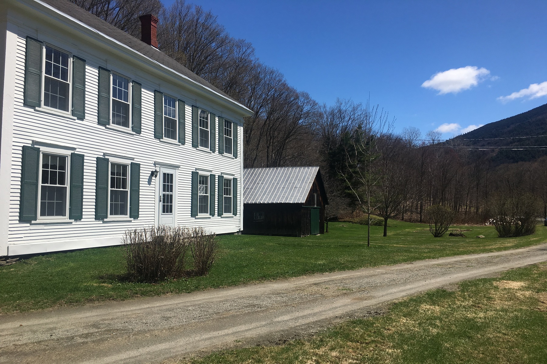 Additional photo for property listing at Harrington Family Homestead 390 Harrington Road West Windsor, Vermont 05037 United States