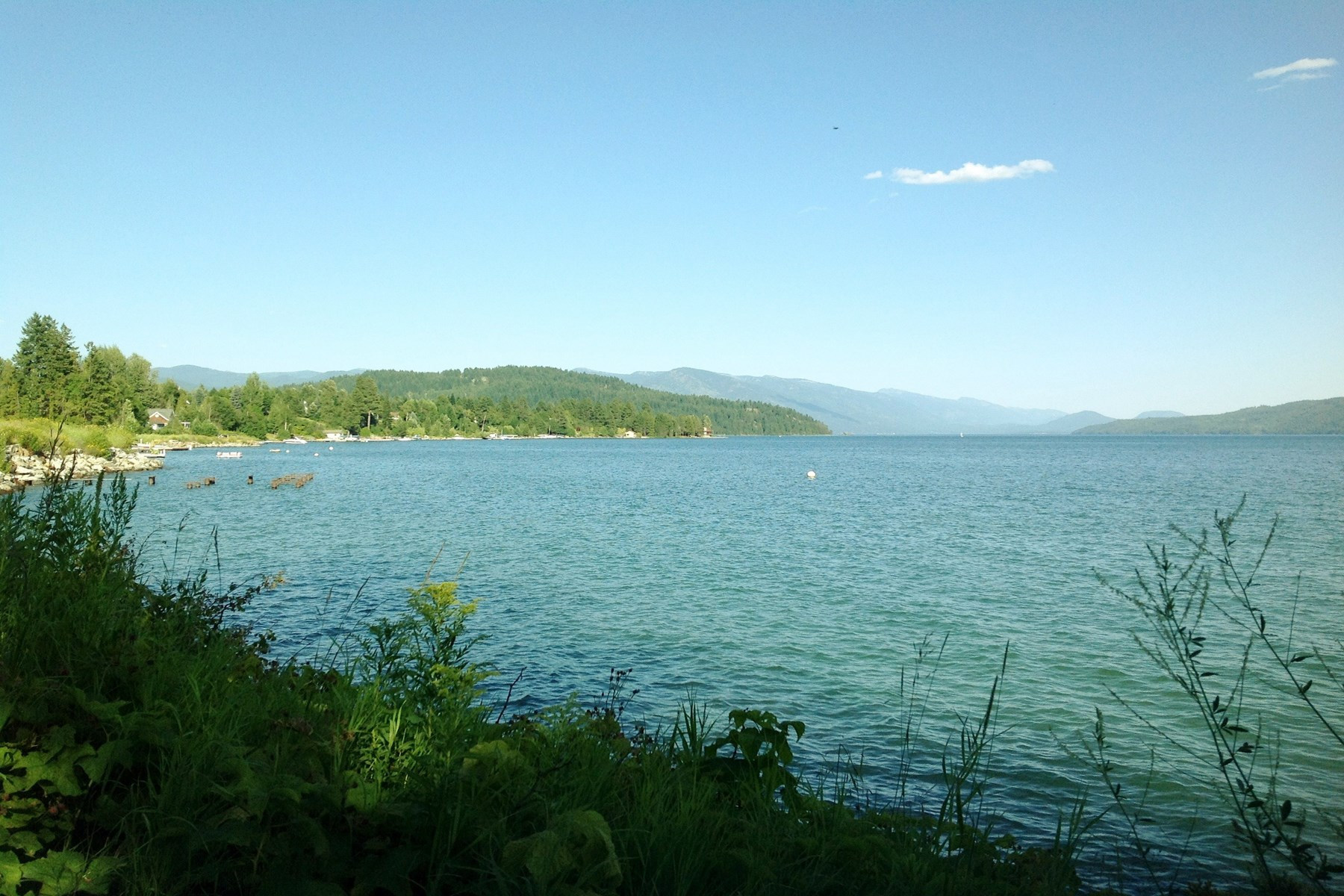 Land for Sale at Ponder Point Waterfront NNA Ponder Point Drive Sandpoint, Idaho 83864 United States