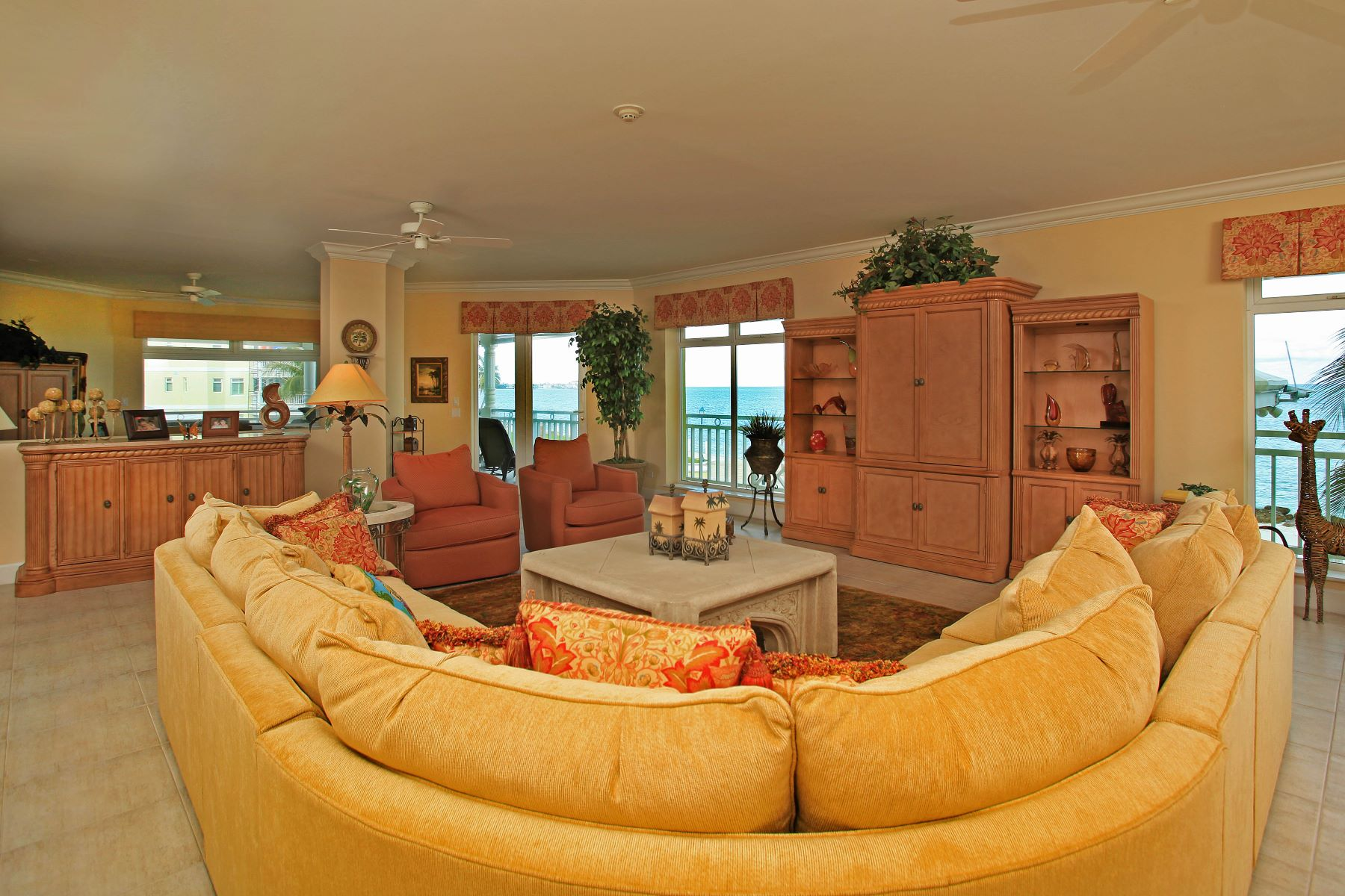 Single Family Home for Sale at Bayroc Beachfront Condominium Bayroc, Cable Beach, Nassau And Paradise Island Bahamas