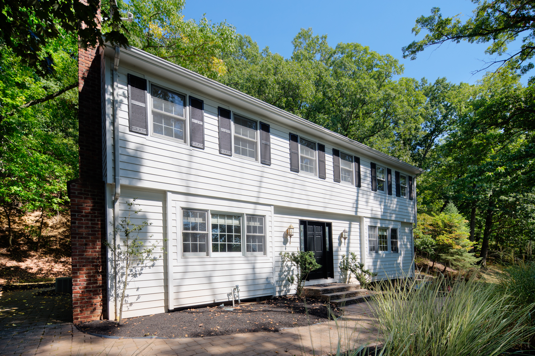 Single Family Home for Sale at Well Maintained Colonial 6 Claire Drive Bridgewater, New Jersey, 08807 United States