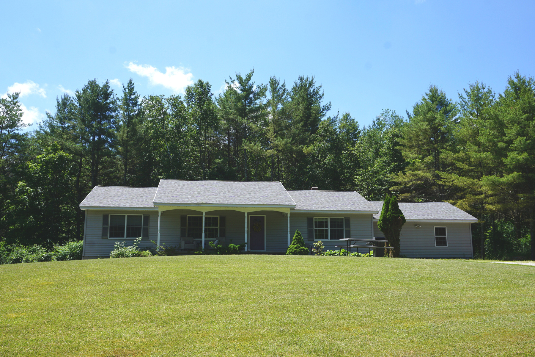 Single Family Homes for Sale at Rutland Town - 3 Acres 22 Springbrook Pl Rutland Town, Vermont 05701 United States