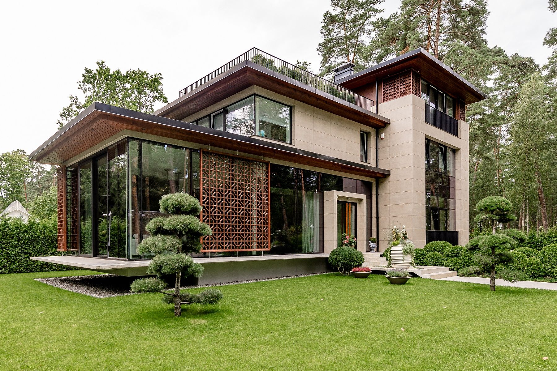 sales property at Modern private house in Jurmala
