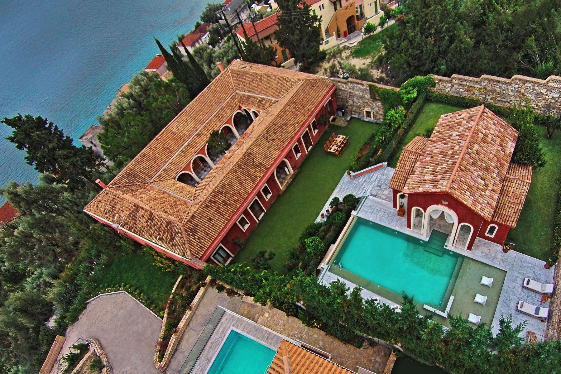 Single Family Home for Sale at The Venetian Perigiali The Venetian Lefkada, Lefkada, 31100 Greece