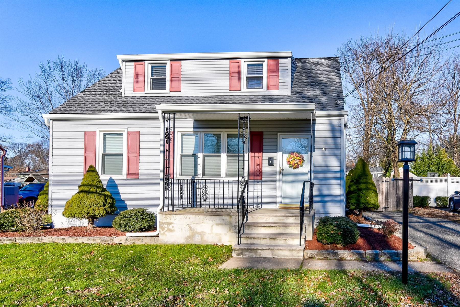Single Family Home for Sale at Cape Cod 27 New Brunswick Avenue, Matawan, New Jersey 07747 United States