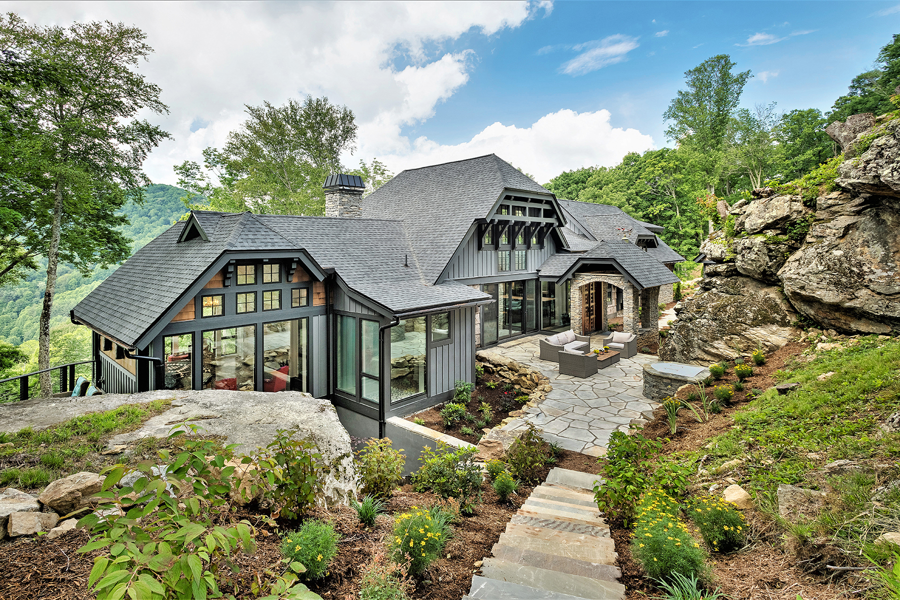 Single Family Homes for Sale at BANNER ELK - THE LODGES AT EAGLES NEST 652 Eagles Nest Trl Banner Elk, North Carolina 28604 United States