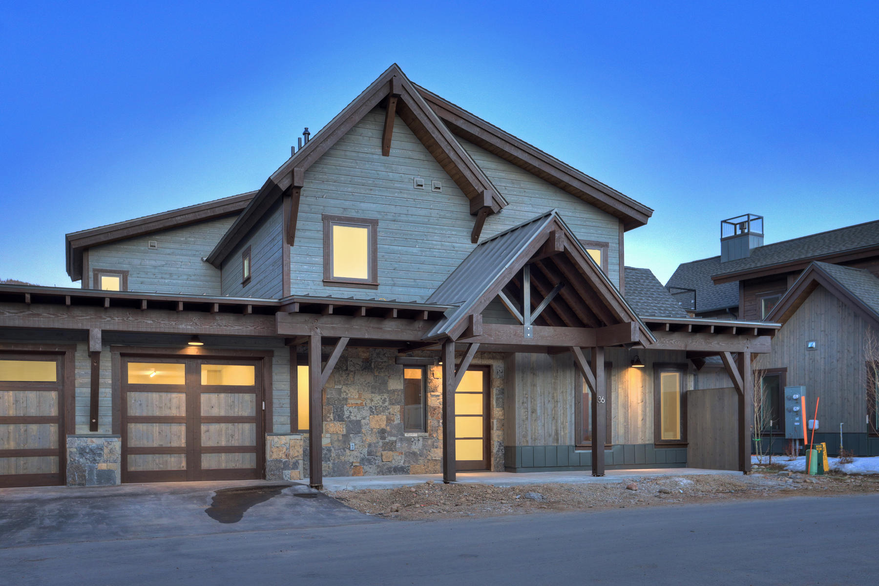 Duplex Homes for Sale at Lot 12 In Waters at Silver Trout 582 Fly Line Drive Silverthorne, Colorado 80498 United States