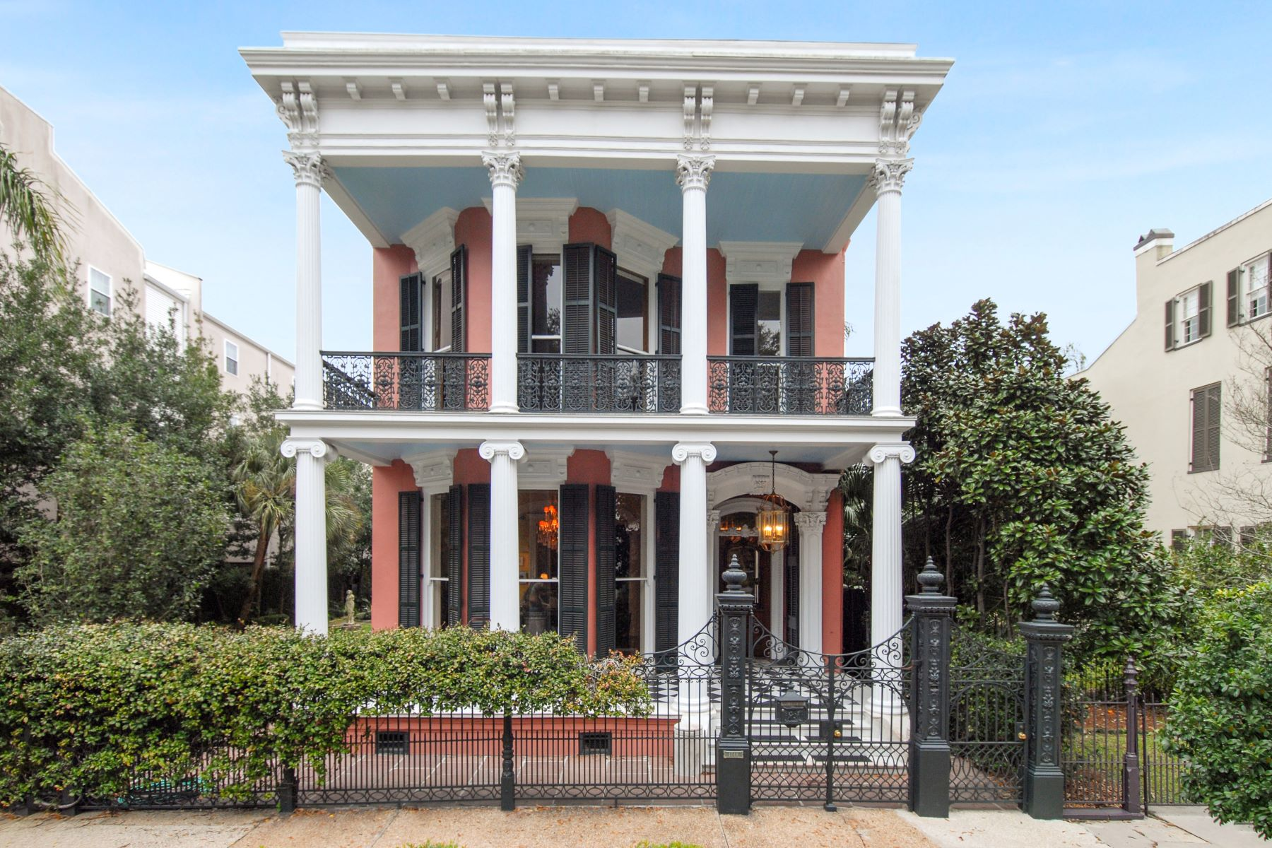 Single Family Homes for Sale at 1749 Coliseum New Orleans, Louisiana 70130 United States