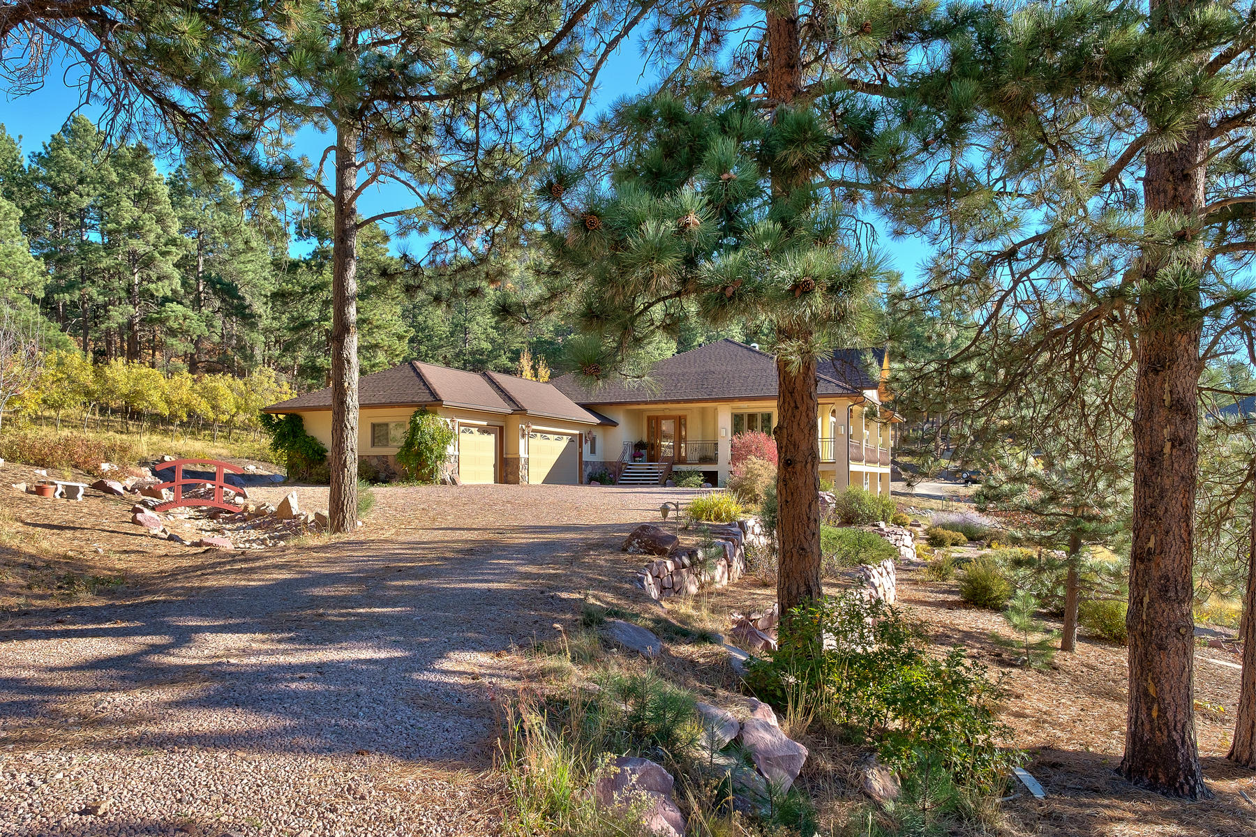 Single Family Home for Sale at 793 Spruce Rd Larkspur, Colorado, 80118 United States